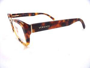 Versace-Eyeglasses-3201-Tortoise-5119-Size-52mm-Optical-Frame