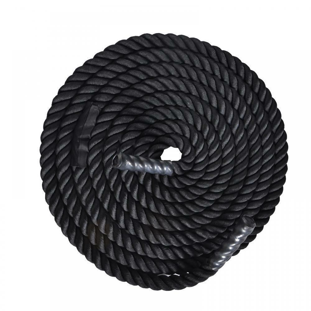 1.5 Poly Dacron 40FT Strength Training Battle Rope Fitness Exercise