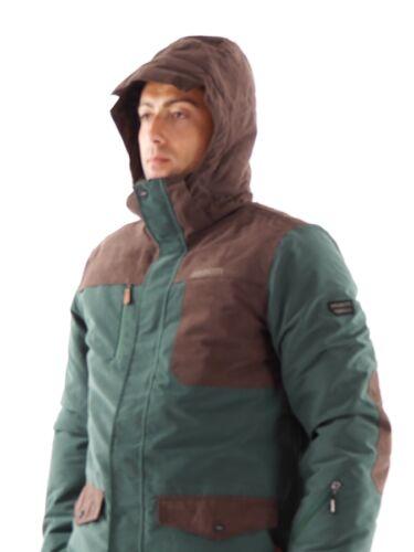 Respirant Snow Jacket Ski Hiver Vert Mazara Brunotti 7xCw4zw