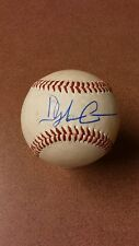 Dylan Cease in person autographed baseball on used Az league ball. See pics.