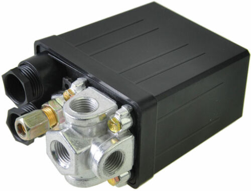 FULLY ADJUSTABLE QUALITY AIR COMPRESSOR NEMA TYPE 175PSI PRESSURE SWITCH