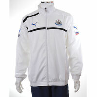 Puma Newcastle United Woven Jacket White/black