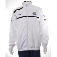 Puma Newcastle United Woven Jacket White/black