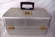 Vintage Aluminum Tackle Box UMCO 800 A Fishing Lure Fish Camping Hiking Hunting