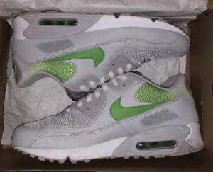 f74a26b4 Nike Air Max 90 Mean Green size 10 Limited RARE! 888507235404   eBay