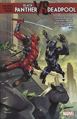 BLACK PANTHER VS DEADPOOL TPB REPS 1-5