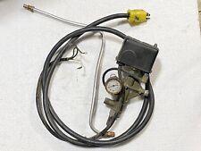 Manifold For Oil Less Hausfeld Air Compressor Hok Vt 12cah Shut Off Valve