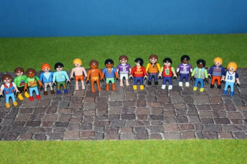 Playmobil Männliche  Kinder  TOP Zustand  wählen sie ihr Modell