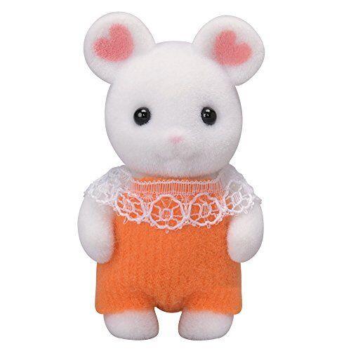 Sylvanian Families Marshmallow Rabbit Baby Ne 107 Epoch Japan Calico