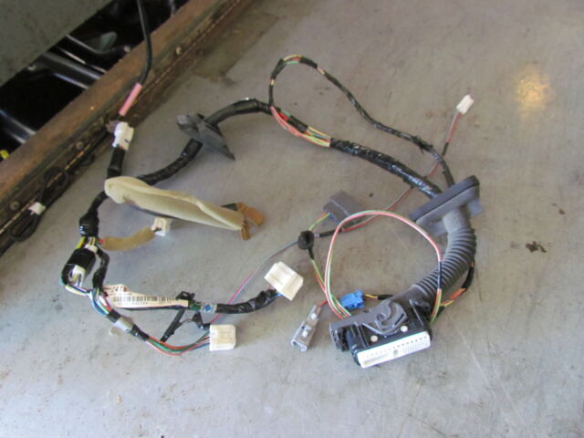 2007-2008 Infiniti G35 Sedan Front P Right Door Wire Wiring ...