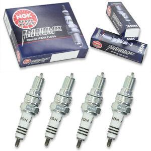 4pcs-NGK-6216-Iridium-IX-CR9EHIX-9-Motorcycle-Spark-Plug-Tune-Up-Kit-Set-mt