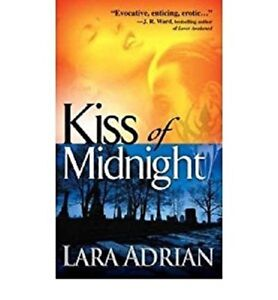 Complete-Set-Series-Lot-of-12-Midnight-Breed-books-by-Lara-Adrian-Crimson-Kiss