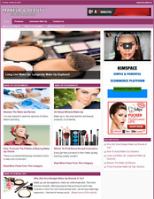Makeup Tips Website Business For Sale Work From Home Business Opportunity