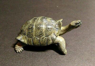 Yujin (Like Kaiyodo Takara) Galapagos Tortoise Turtle PVC Replica Model Figure