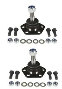 2 x FOR VAUXHALL OPEL VIVARO LOWER BALL JOINT 2001-2014 PAIR LEFT AND RIGHT