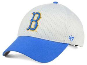 UCLA Bruins  '47  Brand NCAA White Breeze Adjustable Hat