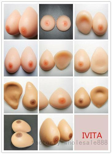 Sizes Silicone Breast Crossdresser Boobs Perfect Shape Comfortable Beautiful Hot