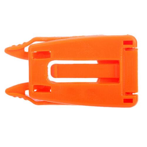 5pcs Molle Strap Außen Rucksack Tasche Webbing Anschluss Schnalle Clip Pr RR3k
