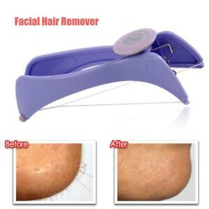 Facial-Hair-Remover-Defeatherer-Cotton-Thread-Hair-Body-Face-Hair-Removal-BT