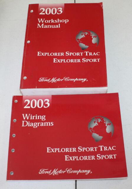 2003 Ford Explorer Sport Trac  Explorer Sport Manual