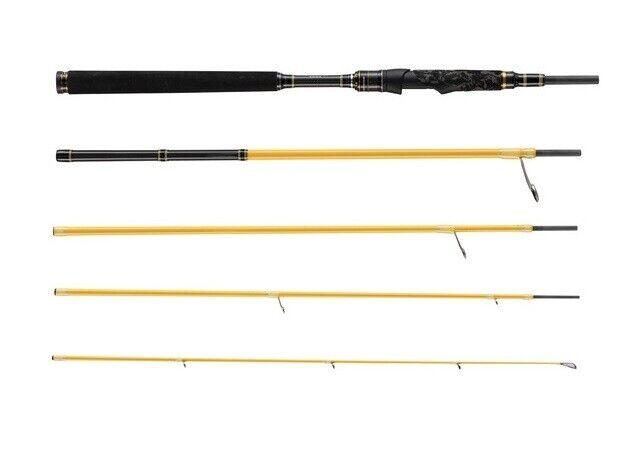 Abu Garcia Salado Estilo de Colors STCS - 905MT-AY activo amarillo Spinning Rod Japón