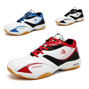 Men's Sneakers Indoor Cross Trainer Shoes(Tennis/Badminton/Racquetball)