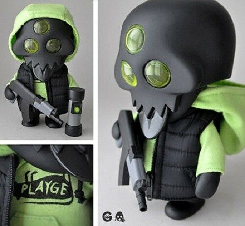 FERG SQUADT GOHST S003 SDCC 2012 Exclusive PLAYGE redOFUGI 60pcs BRAND NEW
