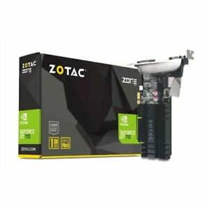 Zotac-Geforce-Gt-710-Graphic-Card-954-Mhz-Core-1-Gb-Ddr3-Sdram-Pci-Express