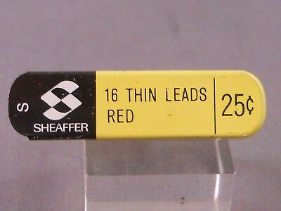 Parker 0.9mm Short Thin HB lead-NEW OLD STOCK