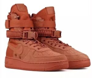 pretty nice 2a0fb 7131f Image is loading Nike-SF-AF1-Special-Field-Air-Force-1-