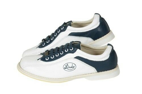 Linds Men's CPS MENS blueE WHITE LH ONLY  Bowling shoes size  15    NEW IN BOX
