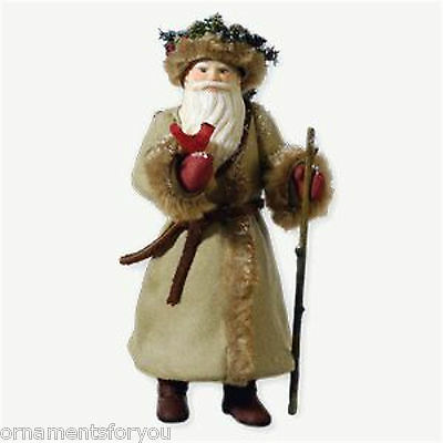 Hallmark 2010 Father  Christmas Ornament