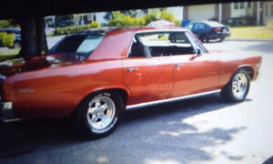 chevelle hard top 66