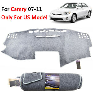 Image Is Loading Dash Cover Mat Dashboard For Toyota Camry 07