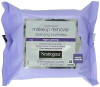 Neutrogena Make-up Remover Cleansing Towelettes 25 Each on sale