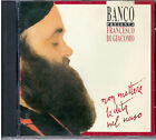 """BANCO presenta FRANCESCO DI GIACOMO """"NON METTERE LE DITA NEL NASO"""" CD NUOVO"""