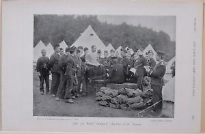 1896 Guerre Des Boers Ere 3ème Ouest Surrey Close De Entraînement Uyzwuir9-08001952-852097657