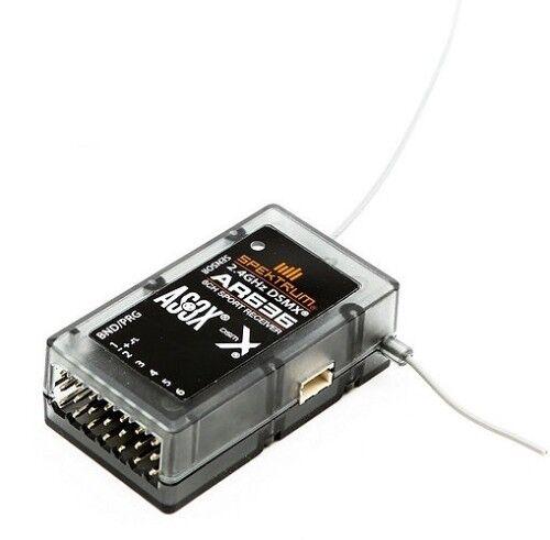 Spektrum [ Spm ] Ar636 6 Canal As3x Deporte Receptor Spmar636