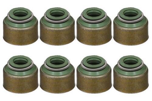 x8 Valve Stem Seal FOR BMW E10 1.6 1.8 2.0 67-/>77 Petrol 22TA Elring