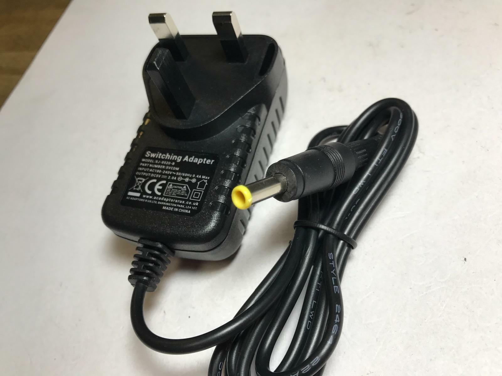 5V 0.5A 500mA AC-DC Switching Adaptor Power Supply 5x3.3 5.0mmx3.3mm