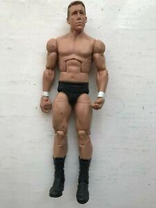 Raro Wwe Zack Ryder Mattel Elite Colección Serie 17 figura de lucha
