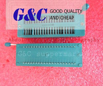 Socket 40P 40Pin ZIF ZIP IC Test Tester Board Socket GOOD QUALITY