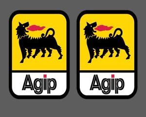 tuning decal stickers adesivo serbatoio Agip DUCATI 888