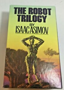 The Robot Novels by Isaac Asimov-Caves of Steel, Naked Sun