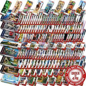 Trefl-300-500-1000-1500-2000-3000-4000-6000-Piece-Jigsaw-Puzzle-Landscapes-City