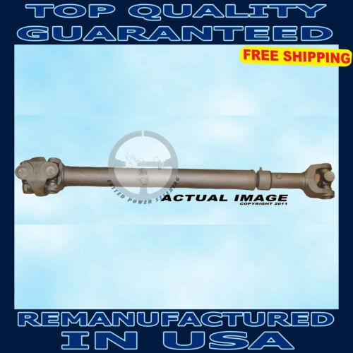 1998-2001 Jeep Wrangler M.T Front Drive Shaft Assemply