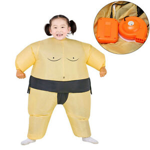 Inflatable-Sumo-Wrestling-Costume-For-Kids-Wrestler-Suit-Boys-Fancy-Dress-Outfit