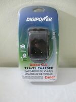 Digipower Canon Digital Slr Camera Travel Charger 1 Hour Dslr-500c