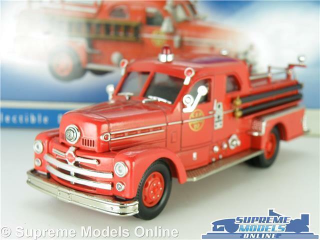 SEAGRAVE FIRE ENGINE MODEL TRUCK LORRY COLUMBUS OHIO AMERICA 1 50 CORGI 50501 K8