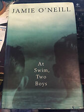 At Swim, Two Boys 1st edition British hardcover